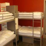 Hotelowe łóżko Pietrowe TYP 2B 2