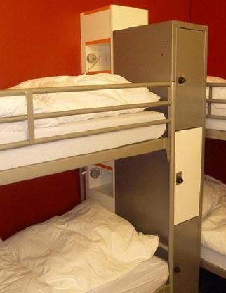 Hotelowe łóżko Pietrowe TYP 2B 3