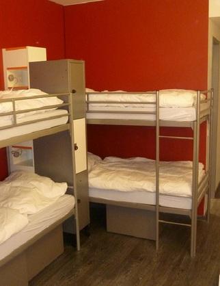 Hotelowe łóżko Pietrowe TYP 2B 4
