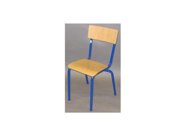 Krzesło Uczniowskie 4 Nogi