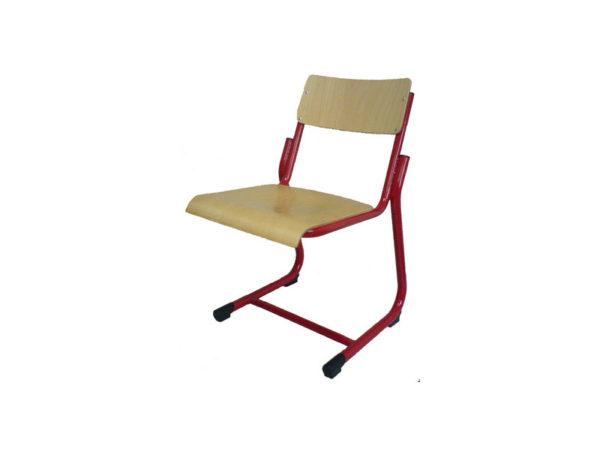 Krzesło Uczniowskie W Kształcie Litery L