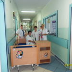 dostawa do szpitala Skarżysko Kamienna - w ramach współpracy z Wielką Orkiestrą Świątecznej Pomocy