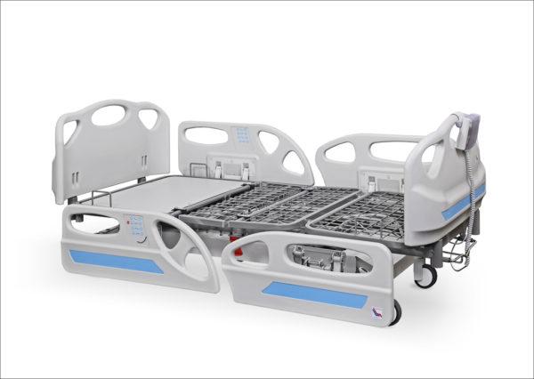 łóżko rehabilitacyjne szpitalne elektryczne ANDIMED