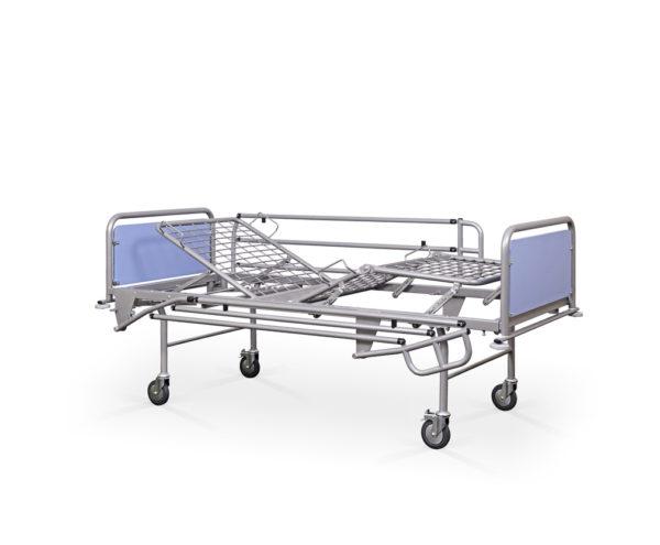 Łóżko rehabilitacyjne szpitalne A4/3S