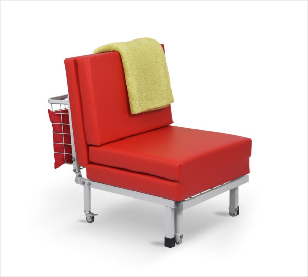 Łóżko-fotel szpitalny dla rodzica Bożenka