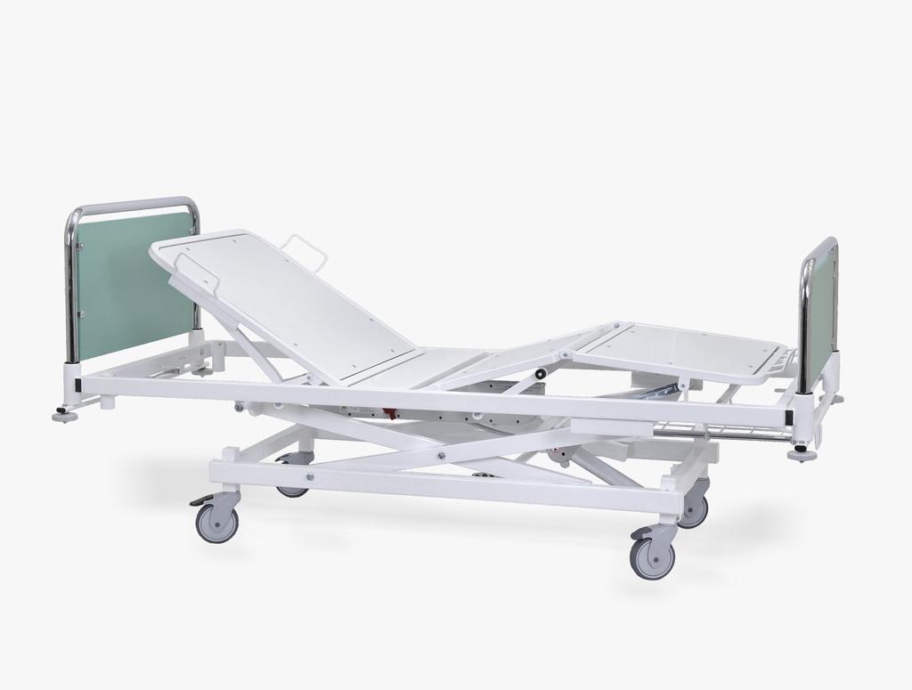 łóżko Rehabilitacyjne A 3s Irena Metalowiec Sp Z O O