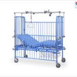 Łóżeczko dziecięce rehabilitacyjne szpitalne D-01