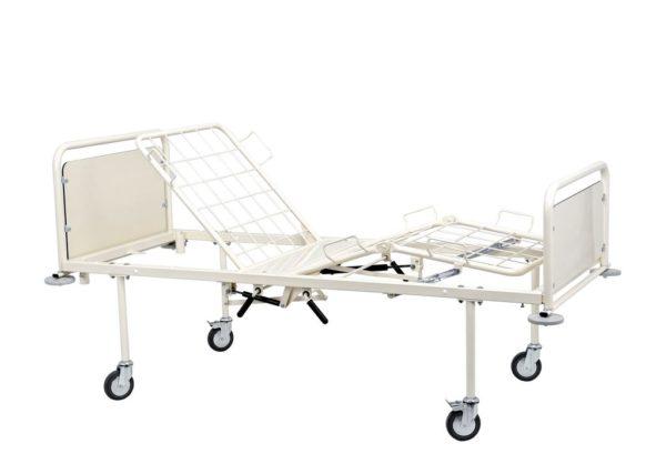 Łóżko rehabilitacyjne szpitalne A4/3SG