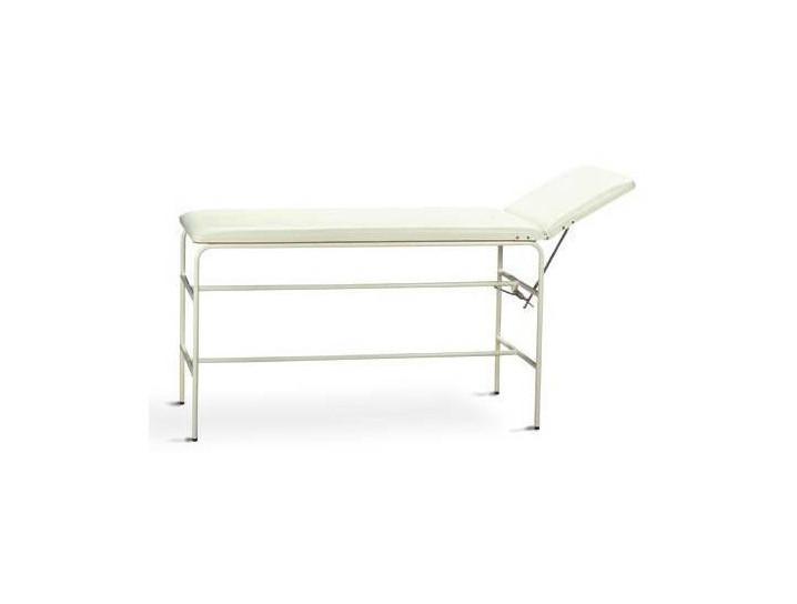Stół rehabilitacyjny do masażu podwyższony