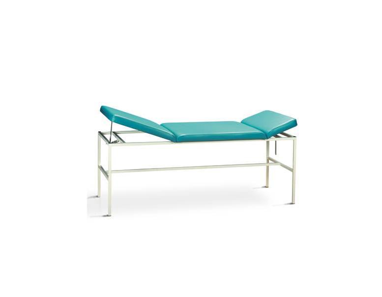 Stół rehabilitacyjny 3-segmentowy, wysokość zagłówka i nóg regulowana