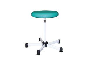 stołek z regulacją śrubową
