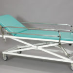 Wózek do przewożenia pacjentów W-01