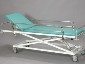 Wózek do przewożenia pacjentów w pozycji leżącej W-01