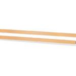 Barierki Drewniane