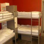 Hotelowe łóżko piętrowe TYP 2B 4
